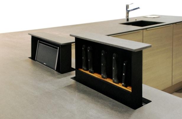 Inbouw Stopcontact Keuken : Keukengeheimen u2013 onzichtbare tools maccdesign