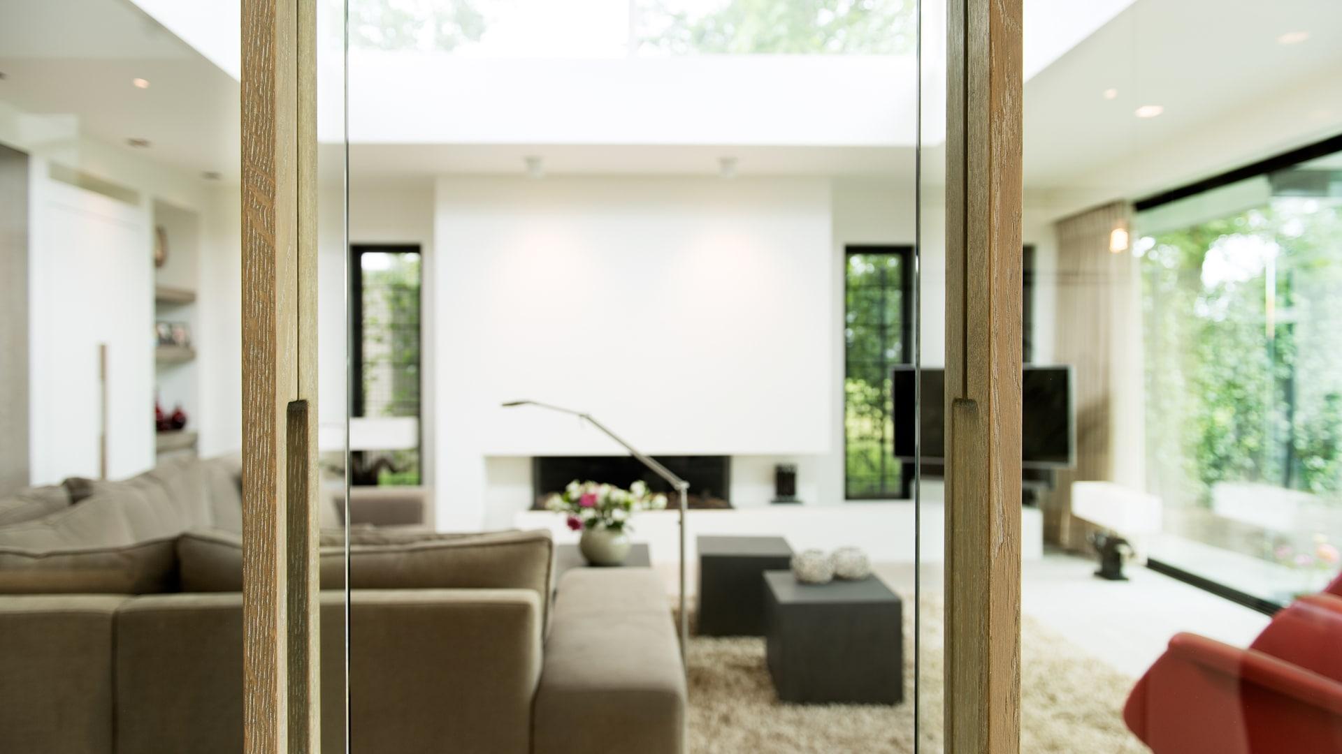 Emejing Schuifdeuren Keuken Woonkamer Ideas - Moderne huis ...