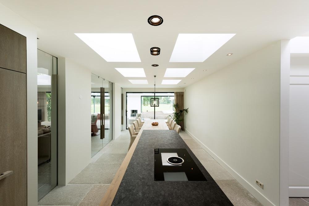 Keuken Uitbouw Design : Keuken en interieur op maat in borne van tom en astrid